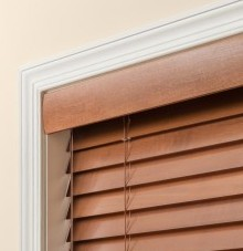 Faux Wood Blinds Alta Window Fashions