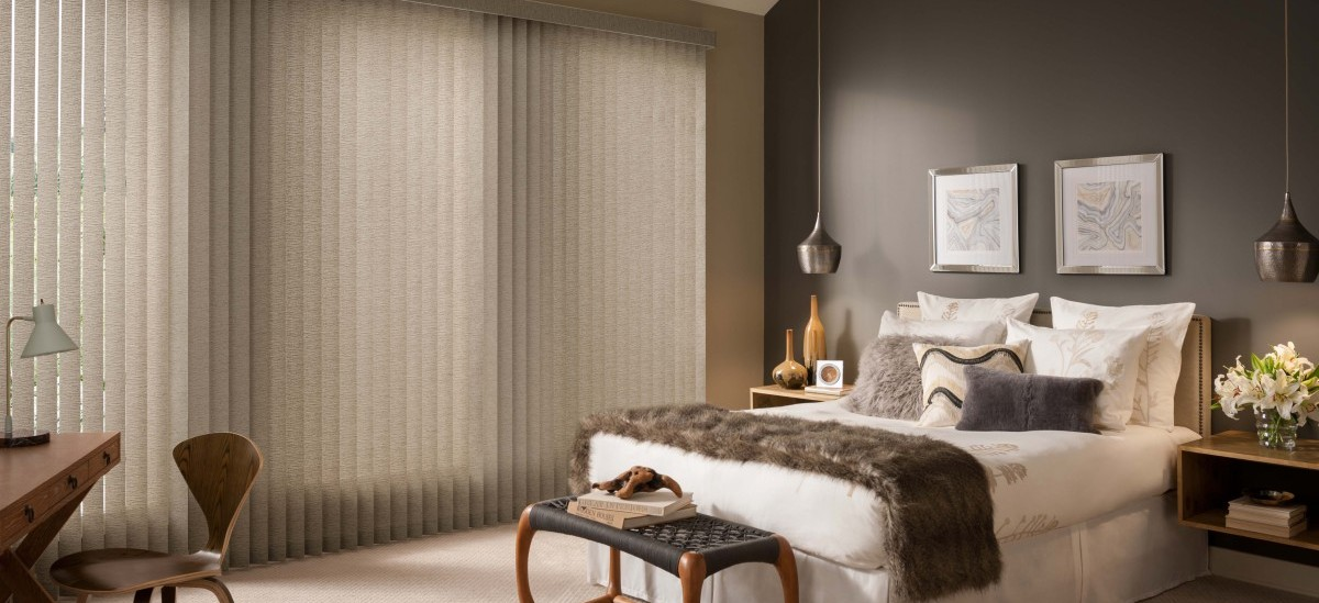 Vertical Blinds Alta Window Fashions