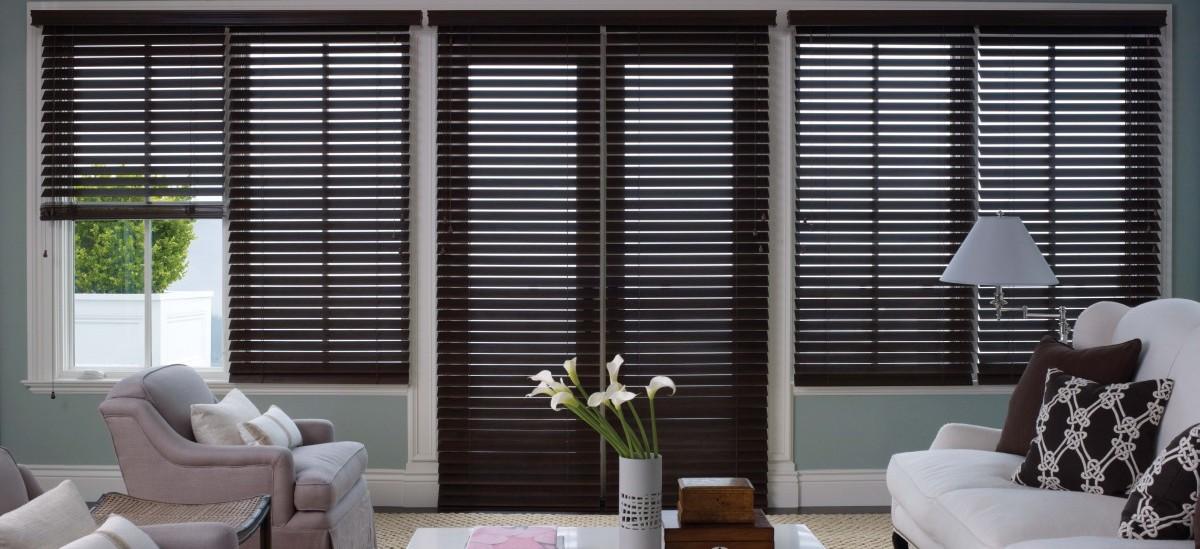 Wood Blinds Alta Window Fashions