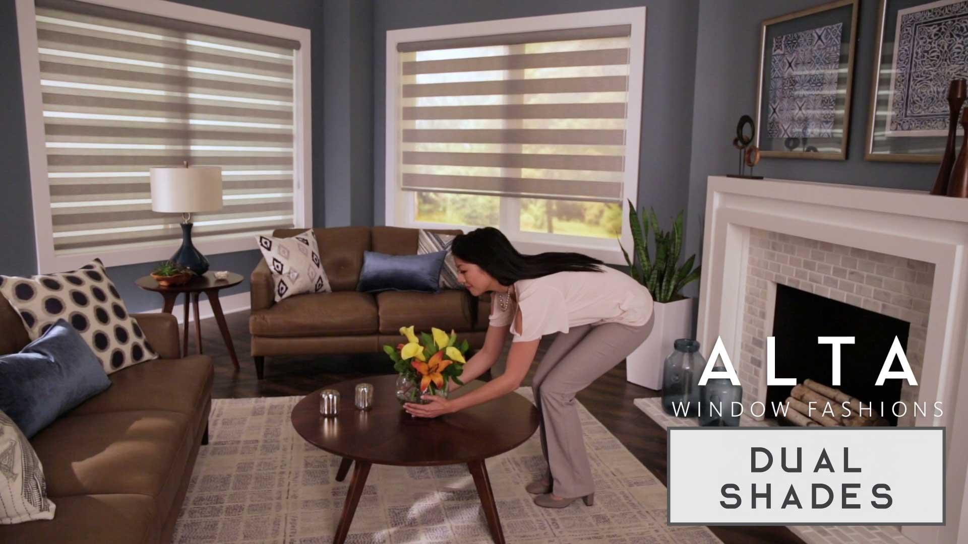 Dual Shades   Alta Window Fashions