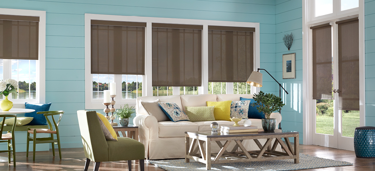 Roller Shades - Alta Window Fashions