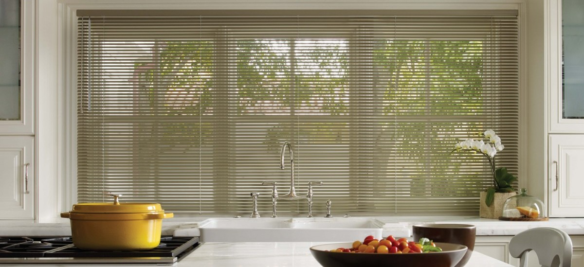 Aluminum Blinds Alta Window Fashions